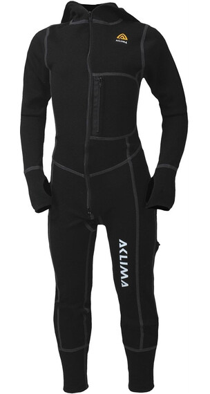 Aclima Junior Warmwool Overall JetBlack
